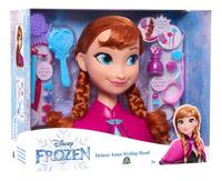Kappershoofd Disney Frozen II Anna-Linkerzijde