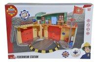 Set de jeu Sam le pompier Nouvelle caserne de pompiers