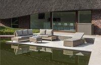 Ensemble Lounge Loya gris brun-Image 3