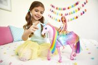 Barbie Dreamtopia Princesse avec licorne magique-Image 4