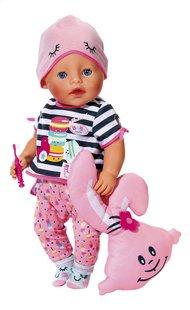 BABY born pyjama Deluxe Slaapfeestje-Vooraanzicht