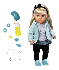 BABY born pop Sister Let it Rock-commercieel beeld