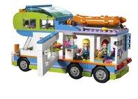 LEGO Friends 41339 Mia's Camper-Vooraanzicht