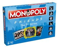 Monopoly Friends The TV Series ENG-Linkerzijde