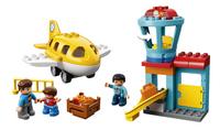 LEGO DUPLO 10871 Vliegveld-Vooraanzicht