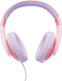 Trust Hoofdtelefoon Sonin Kids pink/purple-Vooraanzicht