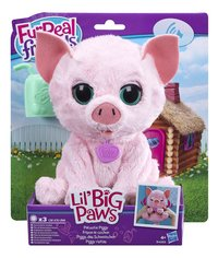 FurReal Friends peluche interactive Lil' Big Paws Fripon le cochon