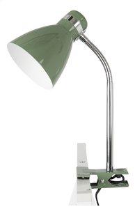 Bureaulamp Leitmotiv Clip on Study Jungle Green-Artikeldetail