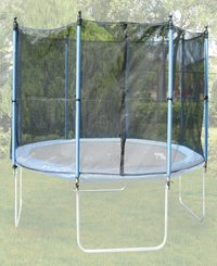 Optimum veiligheidsnet voor trampoline diameter 2,44 m
