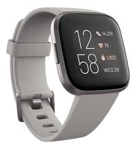 Fitbit smartwatch Versa 2 stone/mist-Linkerzijde