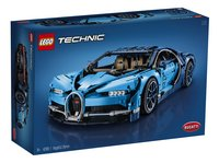 LEGO Technic 42083 Bugatti Chiron-Linkerzijde