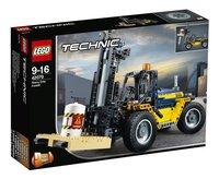 LEGO Technic 42079 Robuuste vorkheftruck-Linkerzijde
