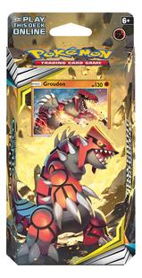 Pokémon Trading Cards Sun & Moon 12 Cosmic Eclipse Starter Groudon ANG-Avant