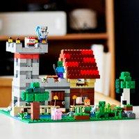 LEGO Minecraft 21161 De Crafting Box 3.0-Afbeelding 1