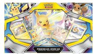 Pokémon Trading Cards Pikachu-GX & Eevee-GX Special Collection-Vooraanzicht