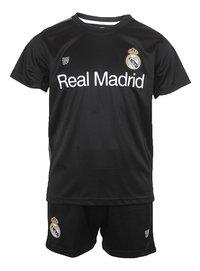 Voetbaloutfit Real Madrid 2018-2019 zwart-Vooraanzicht