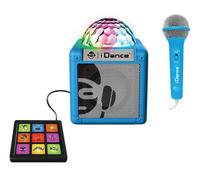 iDance bluetooth luidspreker Cube Sing 200 cyaan-Artikeldetail