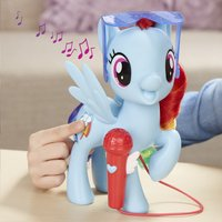 My Little Poney Singing Rainbow Dash-Afbeelding 3