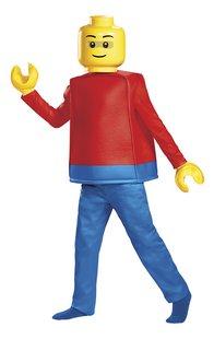 Verkleedpak LEGO mannetje deluxe-Afbeelding 1