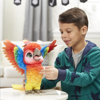 FurReal peluche interactive Show-Coco mon perroquet star-Image 1