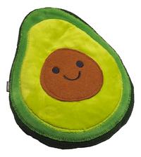 Opwarmbare knuffel avocado-Linkerzijde
