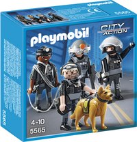Playmobil City Action 5565 Arrestatieteam