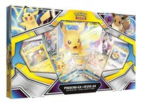 Pokémon Trading Cards Pikachu-GX & Eevee-GX Special Collection-Linkerzijde