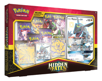 Pokémon Trading Cards Hidden Fates Premium Powers Collection ANG-Côté gauche
