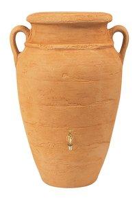 Garantia Regenton Amfoor antiek zand 250 l-Vooraanzicht