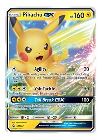 Pokémon Trading Cards Pikachu-GX & Eevee-GX Special Collection-Artikeldetail