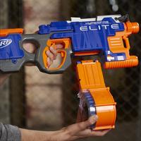 Nerf fusil Elite N-Strike Hyperfire-Détail de l'article