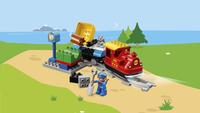 LEGO DUPLO 10874 Le train à vapeur-Image 1