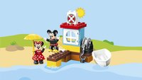 LEGO DUPLO 10881 Mickey's boot-Afbeelding 1