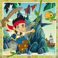 Ravensburger 3-in-1 puzzel Jake's piratenwereld-Artikeldetail