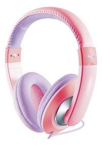 Trust Hoofdtelefoon Sonin Kids pink/purple-Rechterzijde