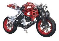 Meccano Ducati Monster 1200s-Vooraanzicht