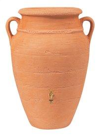 Garantia Regenton Amfoor antiek terracotta 250 l-Vooraanzicht
