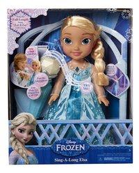 Pop Disney Frozen My First Toddler Sing a long Elsa met microfoon-Vooraanzicht