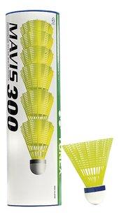Yonex 6 badmintonshuttles Mavis 300