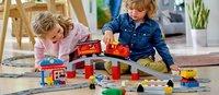 LEGO DUPLO 10874 Le train à vapeur-Image 3