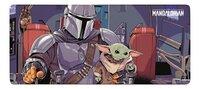 Tapis de souris XL Star Wars The Mandalorian-Avant
