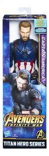 Hasbro actiefiguur Avengers Captain America-Vooraanzicht
