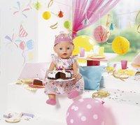BABY born kledijset Deluxe Partyset-Afbeelding 1