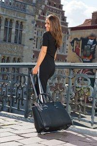 Olivia Lauren businesstrolley Collega zwart-Afbeelding 2