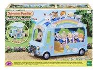Sylvanian Families 5317 - Le Bus Arc-en-ciel-Avant