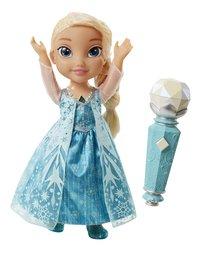 Poupée Disney La Reine des Neiges My First Toddler Sing a long Elsa avec micro-Détail de l'article