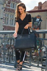 Olivia Lauren businesstrolley Collega zwart-Afbeelding 3
