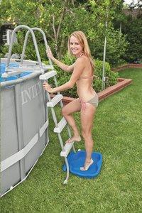 Intex voetenbad voor zwembad-Afbeelding 1