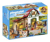 Playmobil Country 6927 Poney club-Avant