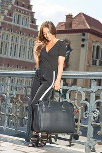 Olivia Lauren businesstrolley Collega zwart-Afbeelding 4